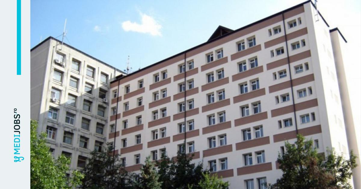 """Spitalul Județean de Urgență """"Mavromati"""""""
