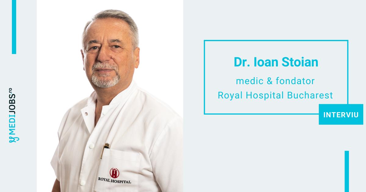 Dr. Ioan Stoian
