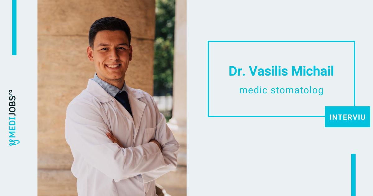 Dr. Vasilis Michail